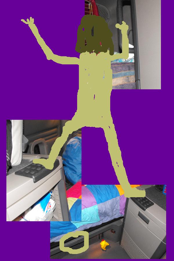 No-talent artist's rendering